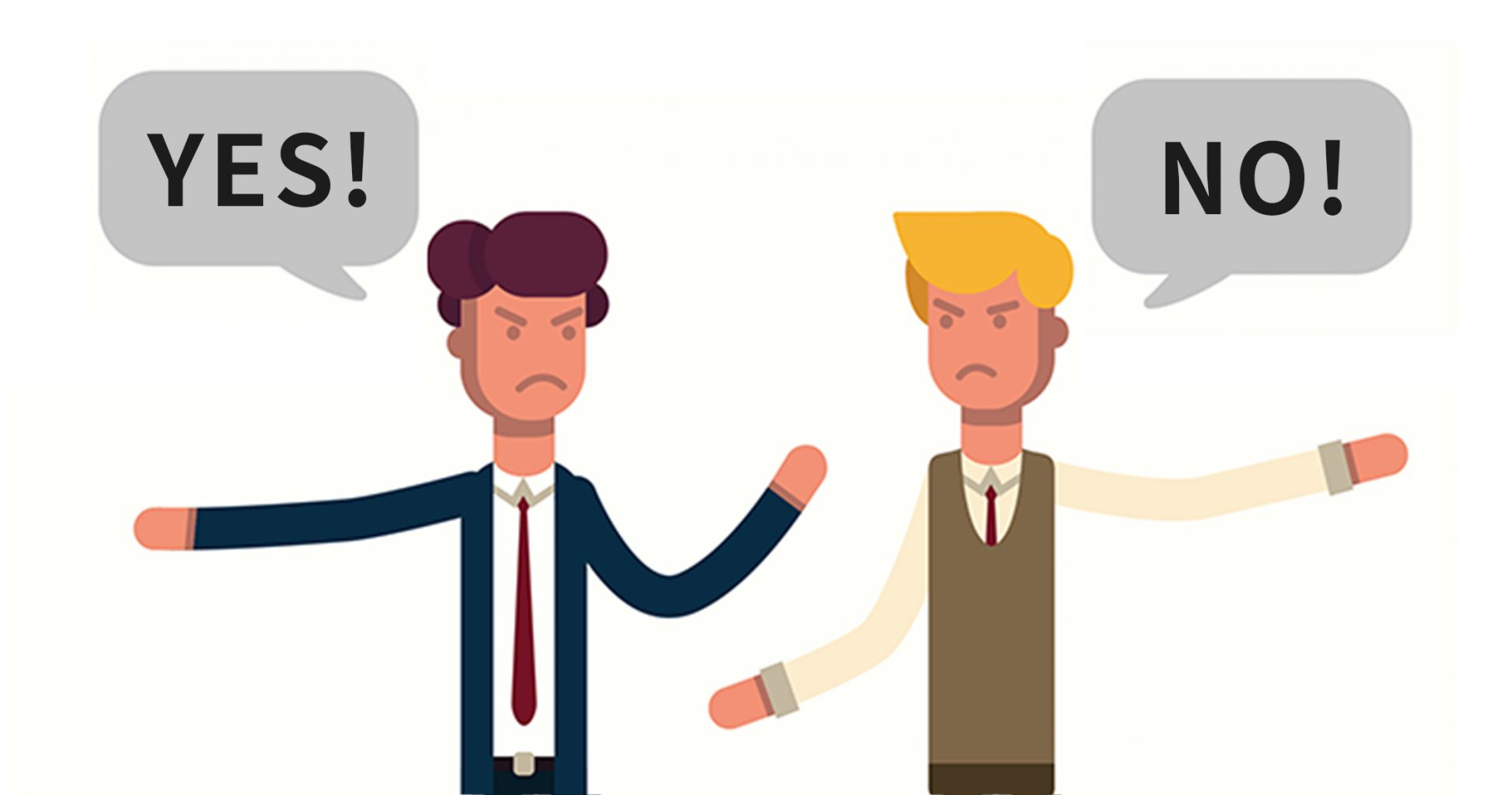 UXデザインプロジェクトでは合意形成と意思決定において必ずコンフリクト(意見の対立、論争)が起きるもの
